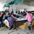 Mercredi 6 avril, nous avons échangé nos idées sur le centre social